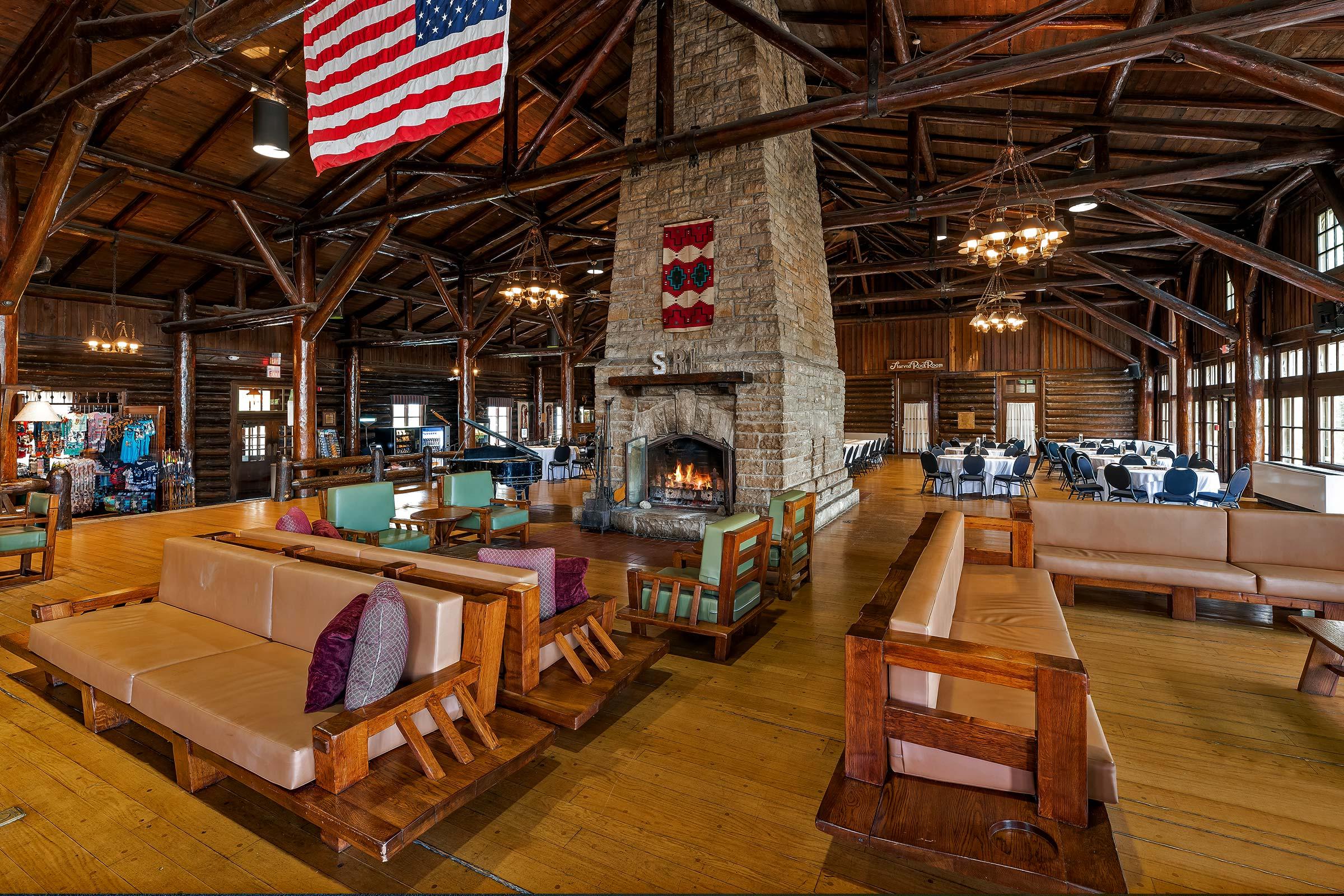 lodge great hall