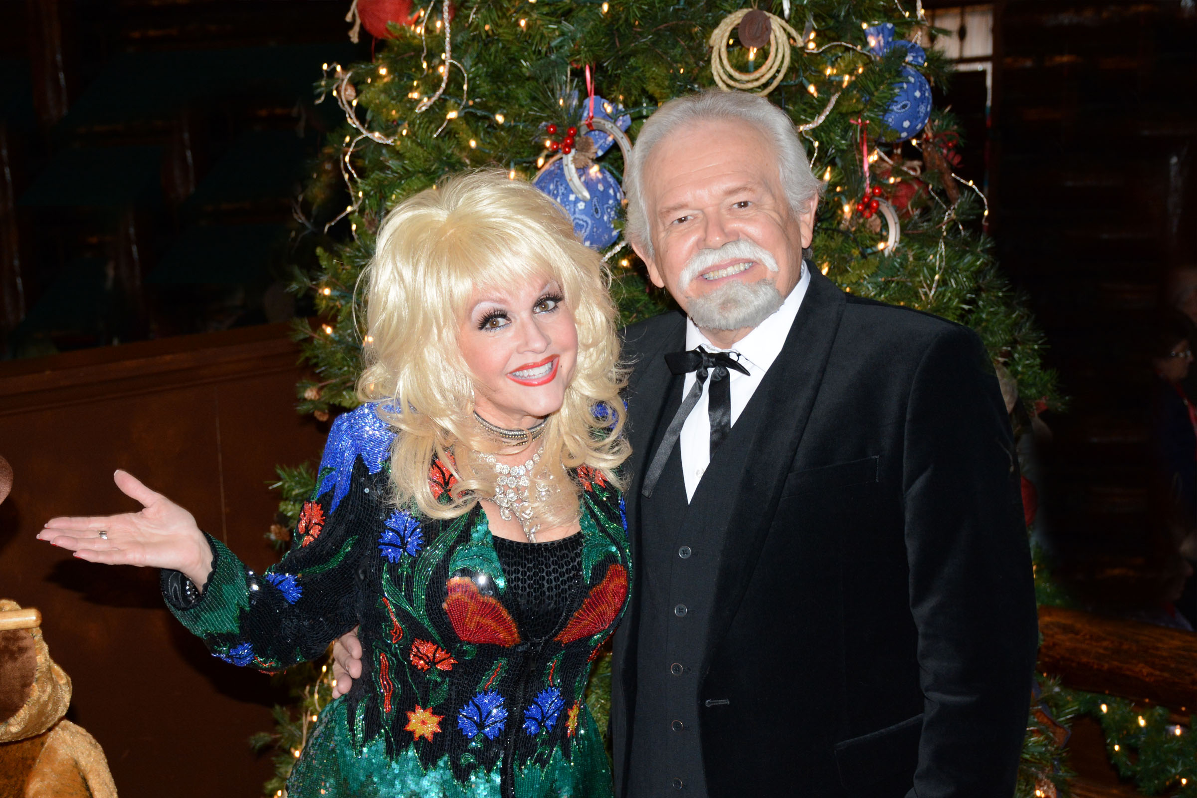 Kenny And Dolly Christmas.Kenny Dolly Christmas Tribute Starved Rock Lodge