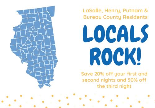 Locals Rock!