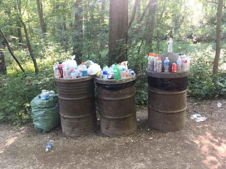 Help Keep This Park Clean