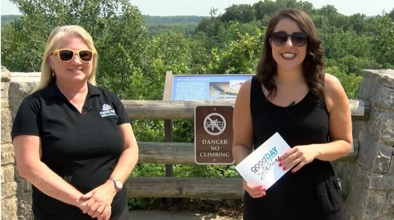 """Good Day Stateline: """"Starved Rock is More than Just a Day Trip."""""""